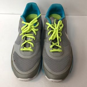 Nike running shoes sneakers women size 11